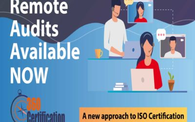 COVID-19 – ISO Certification – Remote Audits Available Now