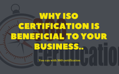 Why ISO certification is beneficial to your business