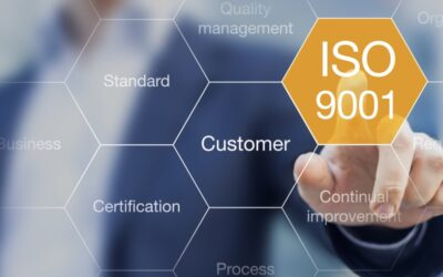 What are the benefits of ISO 9001?